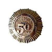 50 лет службе бортпроводников России