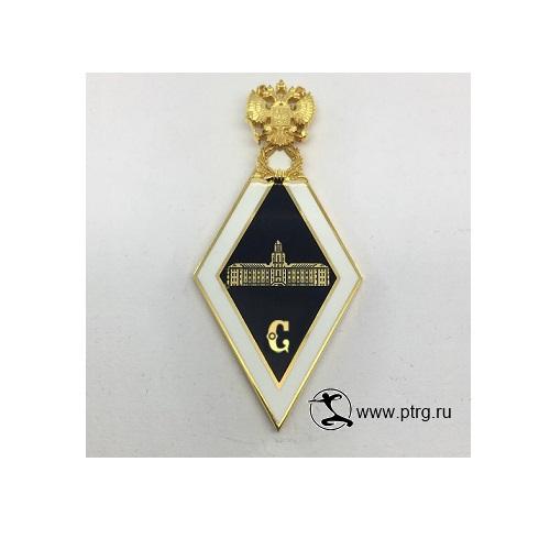 Нагрудный знак СПЕЦИАЛИСТ с символикой РАН №2, фрачный