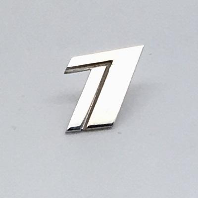 Значок-логотип 1 канала ТВ